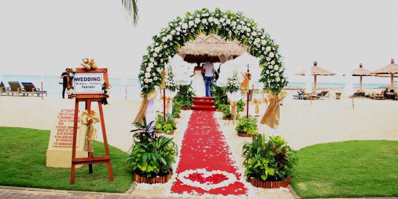 Bali Tropic Resort Spa Nusa Dua Bali Wedding Packages
